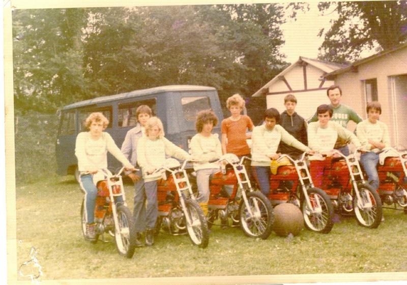 1974 MBCH Cadets