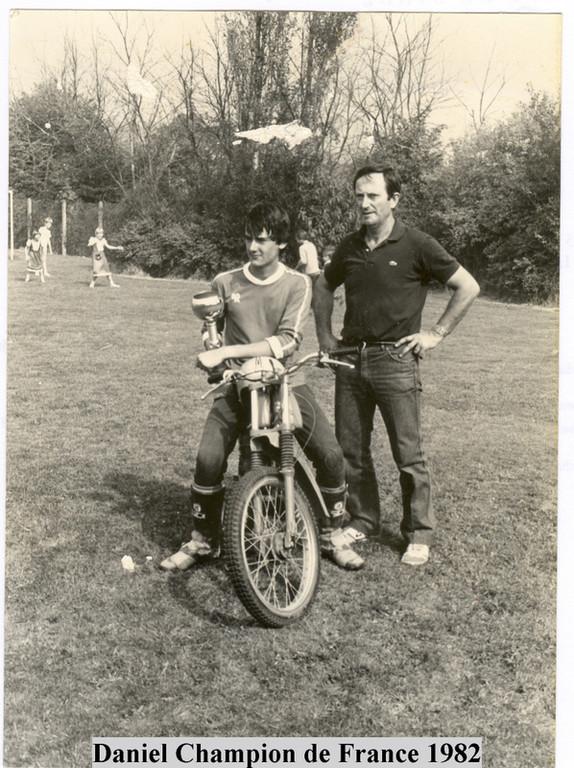 Daniel et son père-Jean
