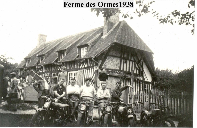 Jean et Gérard  avec une équipe Belge
