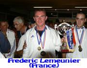 Frédéric,coupe d'Europe 2008