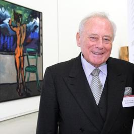 Schraubenkönig Reinhold Würth