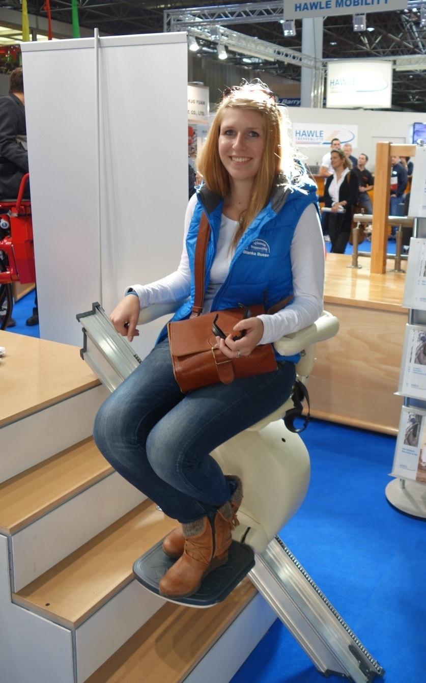 Bianka Busse, Gesellschafterin im Viveco Team