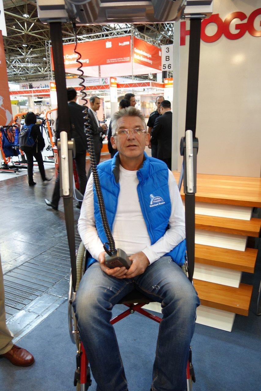 Reinhard Busse, Gesellschafter im Viveco Team