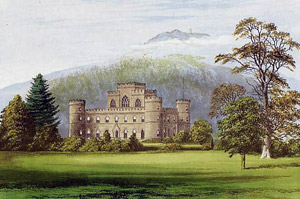 Campbell Castle Cruachan