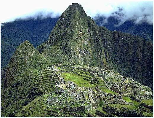 Machu Picchu, Peru - Image americas-fr.com
