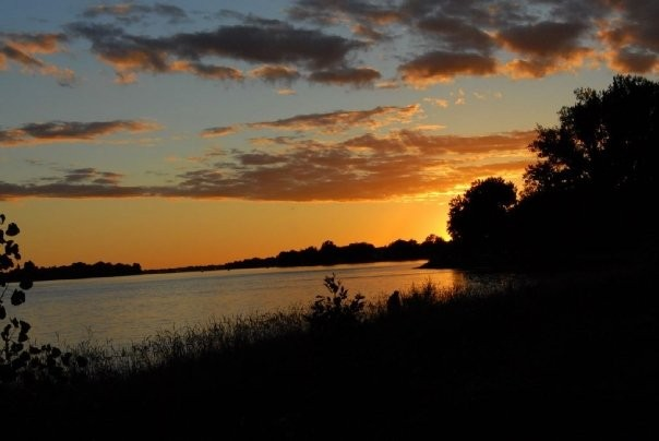 Sunset by photographer Panamon-Creel, 2007