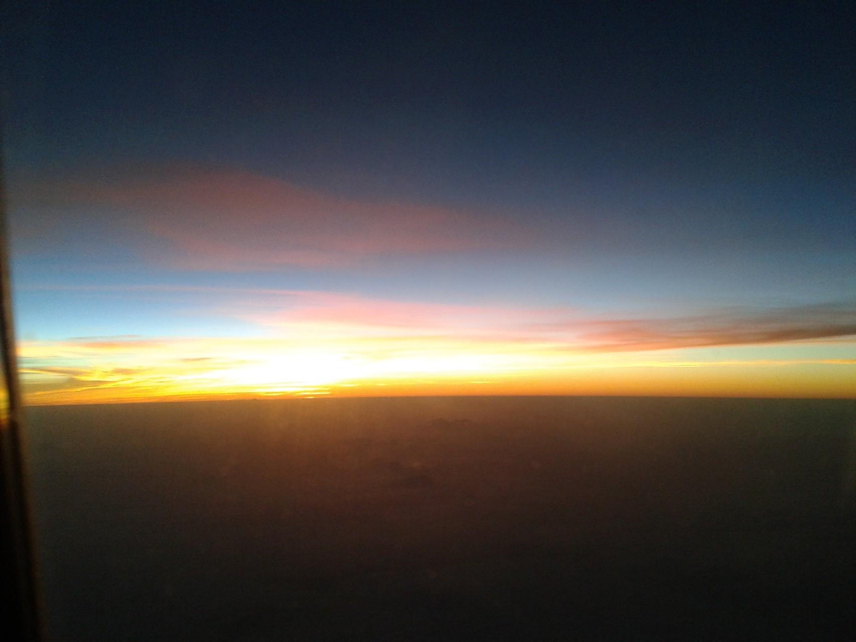 Le ciel du Pacifique