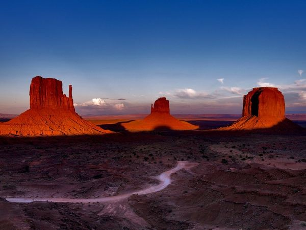 Scenery of Western USA - banque de photographies gratuites