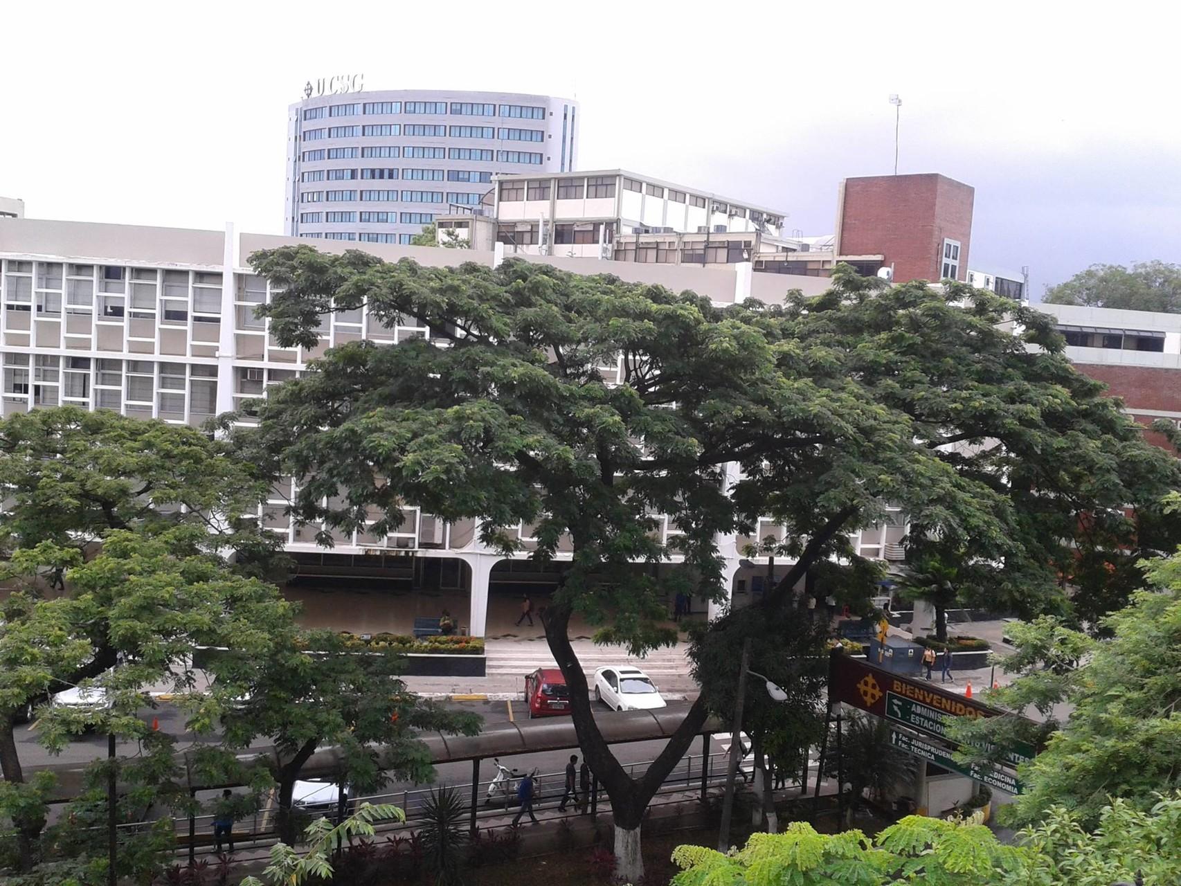 La Universidad Catolica de Santiago de Guayaquil (UCSG)