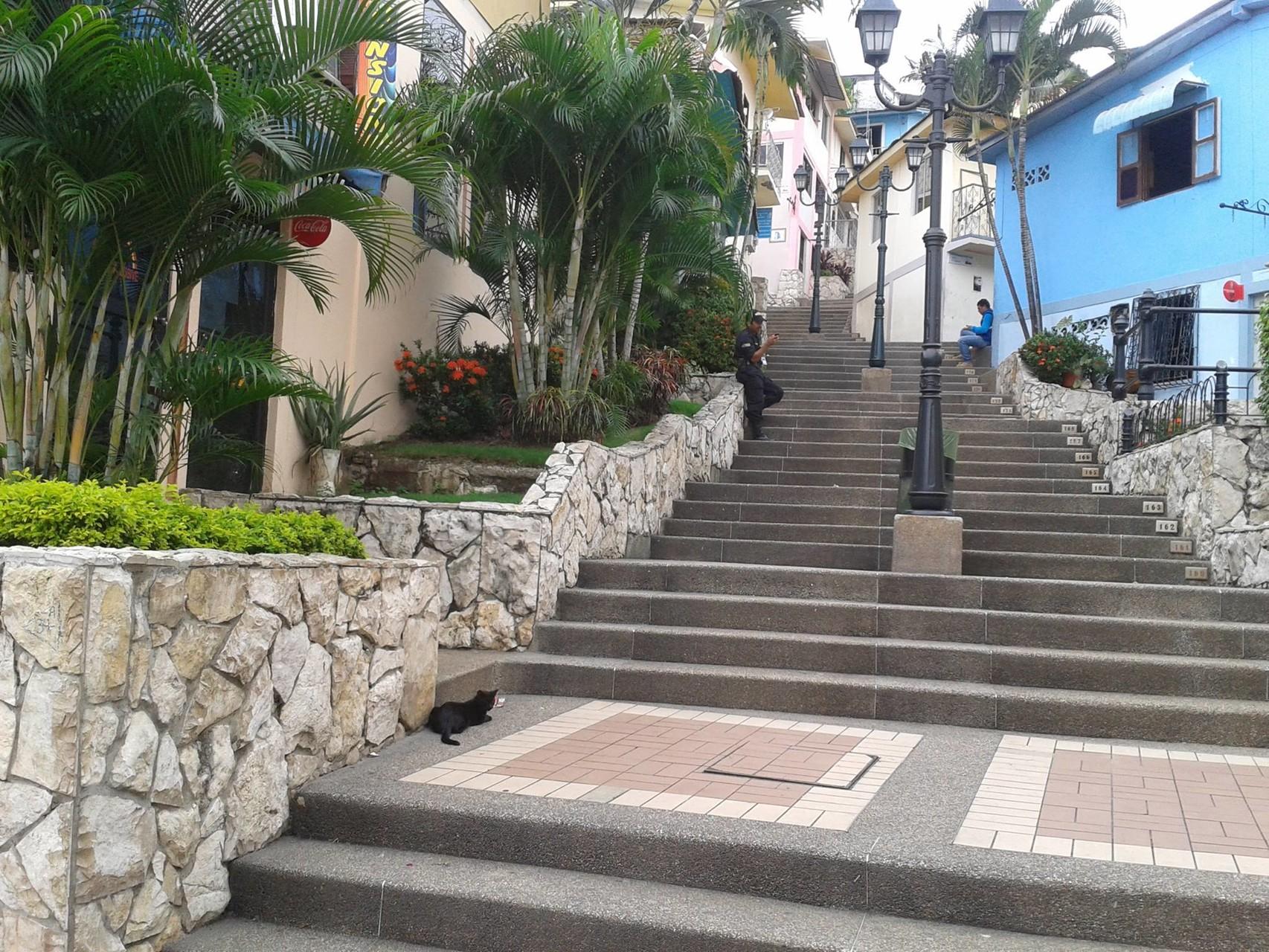 Las Peñas, cerro Santa Ana
