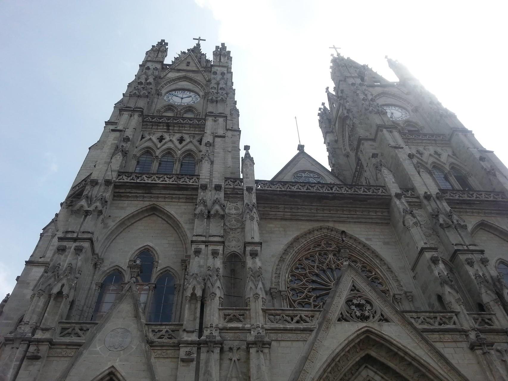 La Basilica de Quito