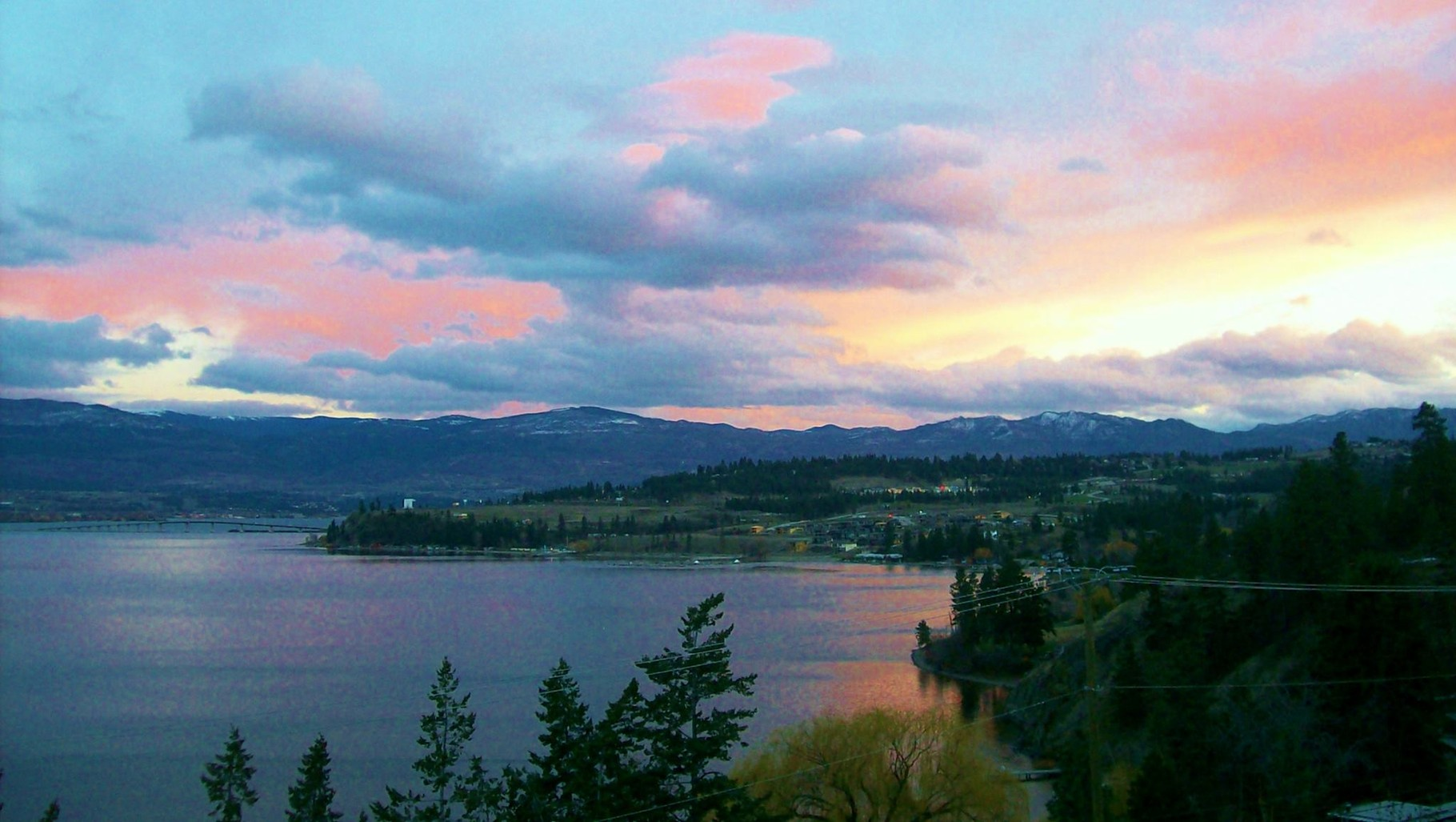 Beautiful British Columbia - photo Sandra Pinder, Kelowna BC