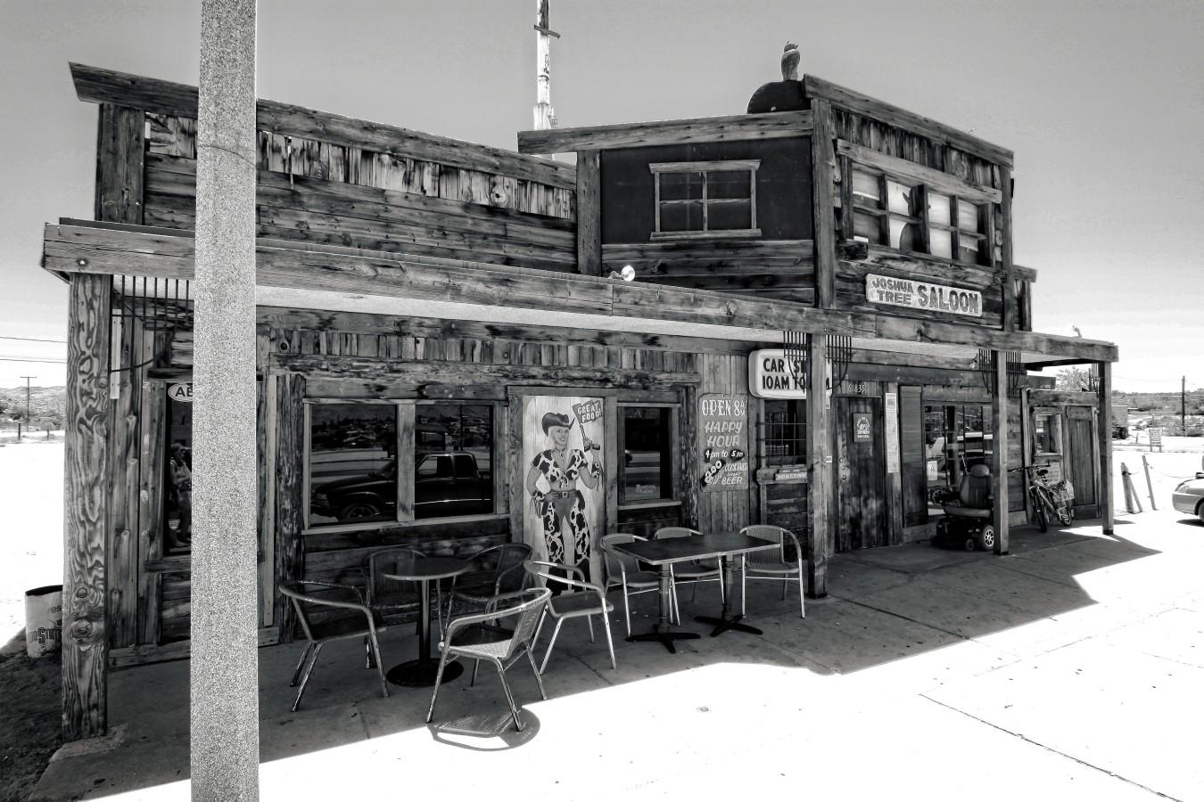 Die 4200 Einwohner-Gemeinde ist Heimat von u.a. Josh Homme, dem Frontmann der Band Queens of the Stone Age...