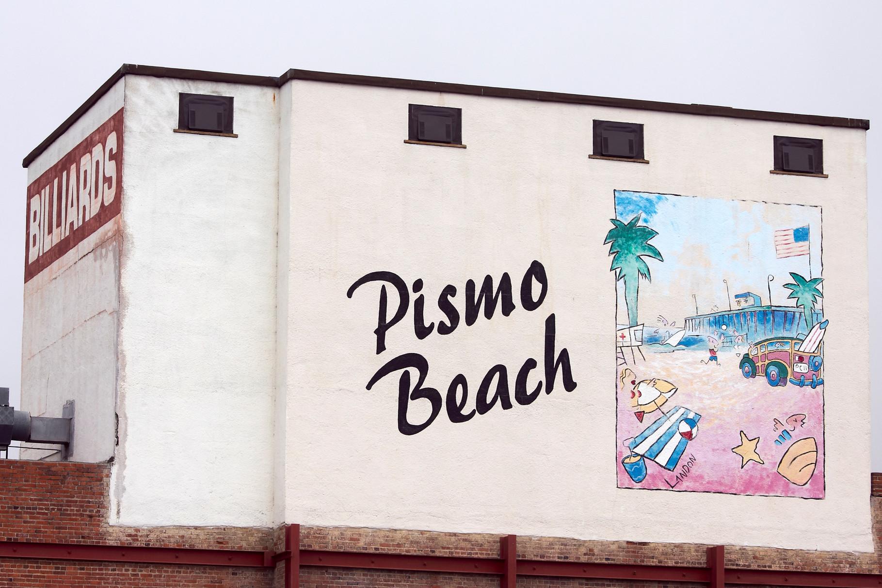 In Pismo Beach legen die drei ??? und Peters Großvater Mr Peck eine Rast ein
