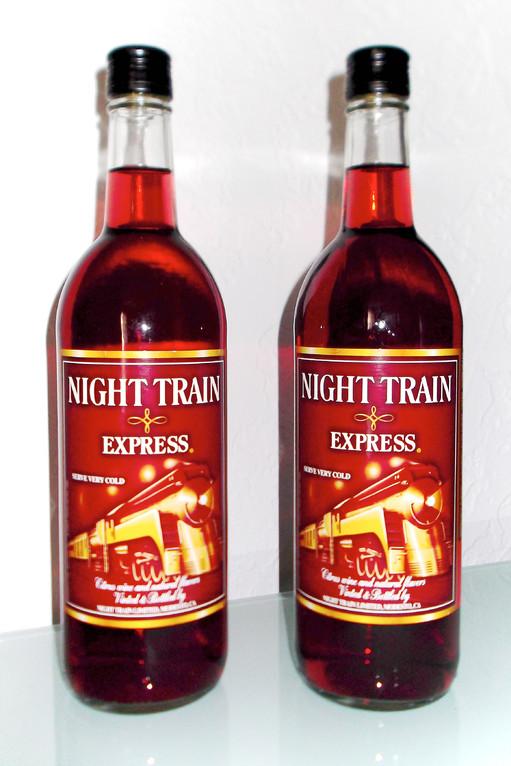 NightTrain: Das legendäre Gesöff nachdem der gleichnamige Guns N'Roses Klassiker benannt wurde (Foto: Zigzag)