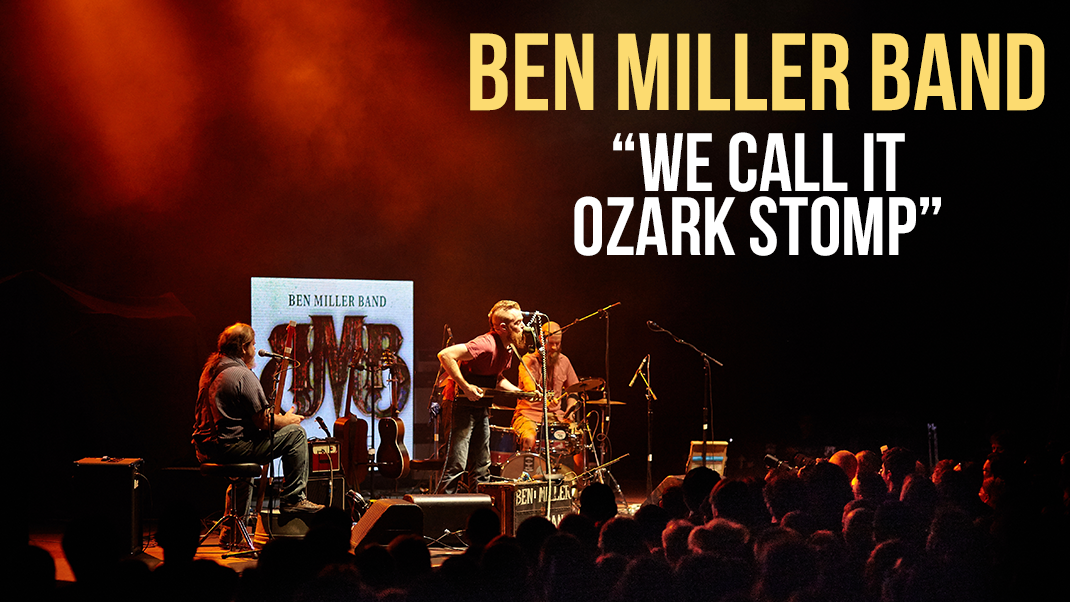 The Ben Miller Band (Foto: Christian Dueringer)