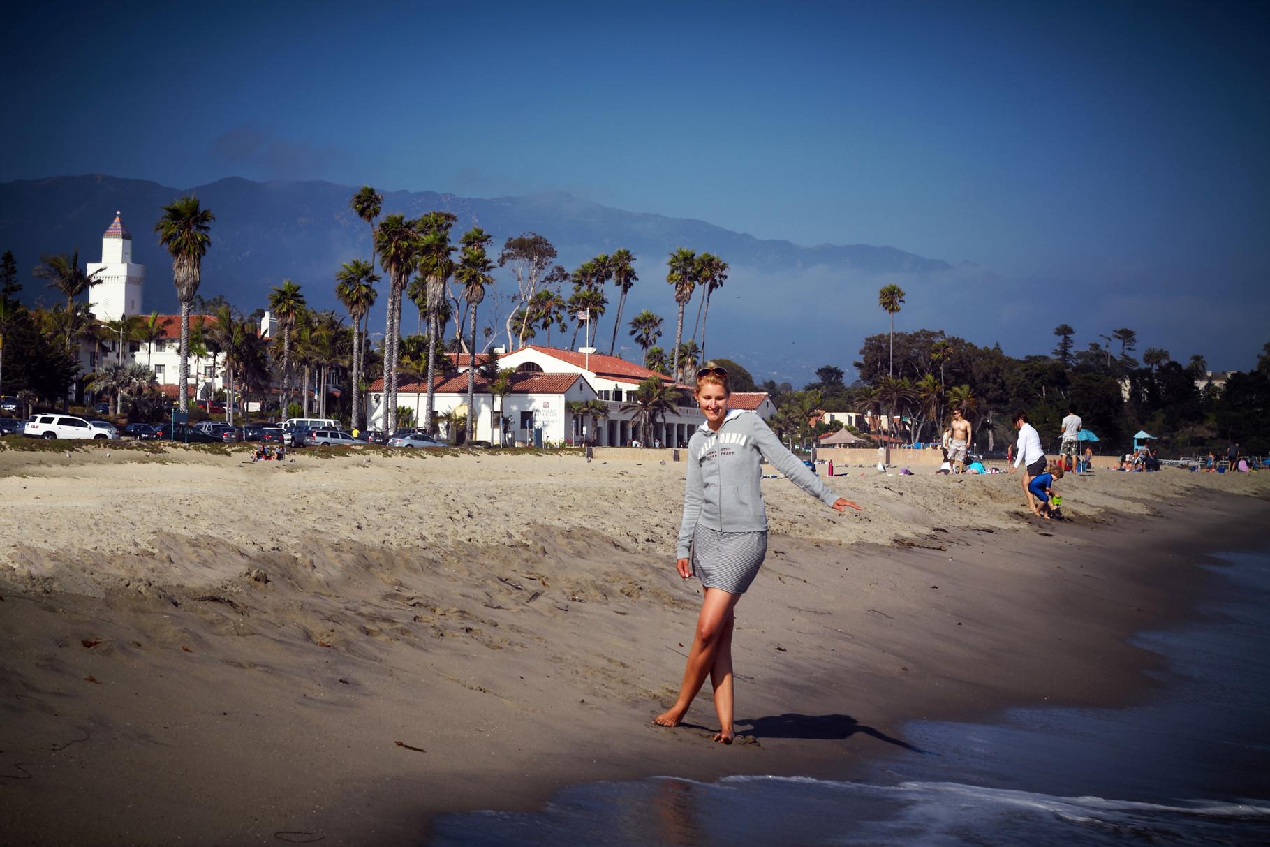 """Santa Barbara war für den Autor William Arden immer auch eine Vorlage für Rocky Beach. Er selber wohnte hier lange Zeit und auch seine Folge """"Riff der Haie"""" ist hier angesiedelt."""