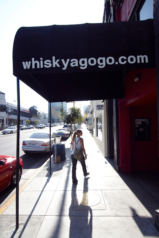 The Whisky A Go Go am Sunset Strip (Foto: Christian Düringer)