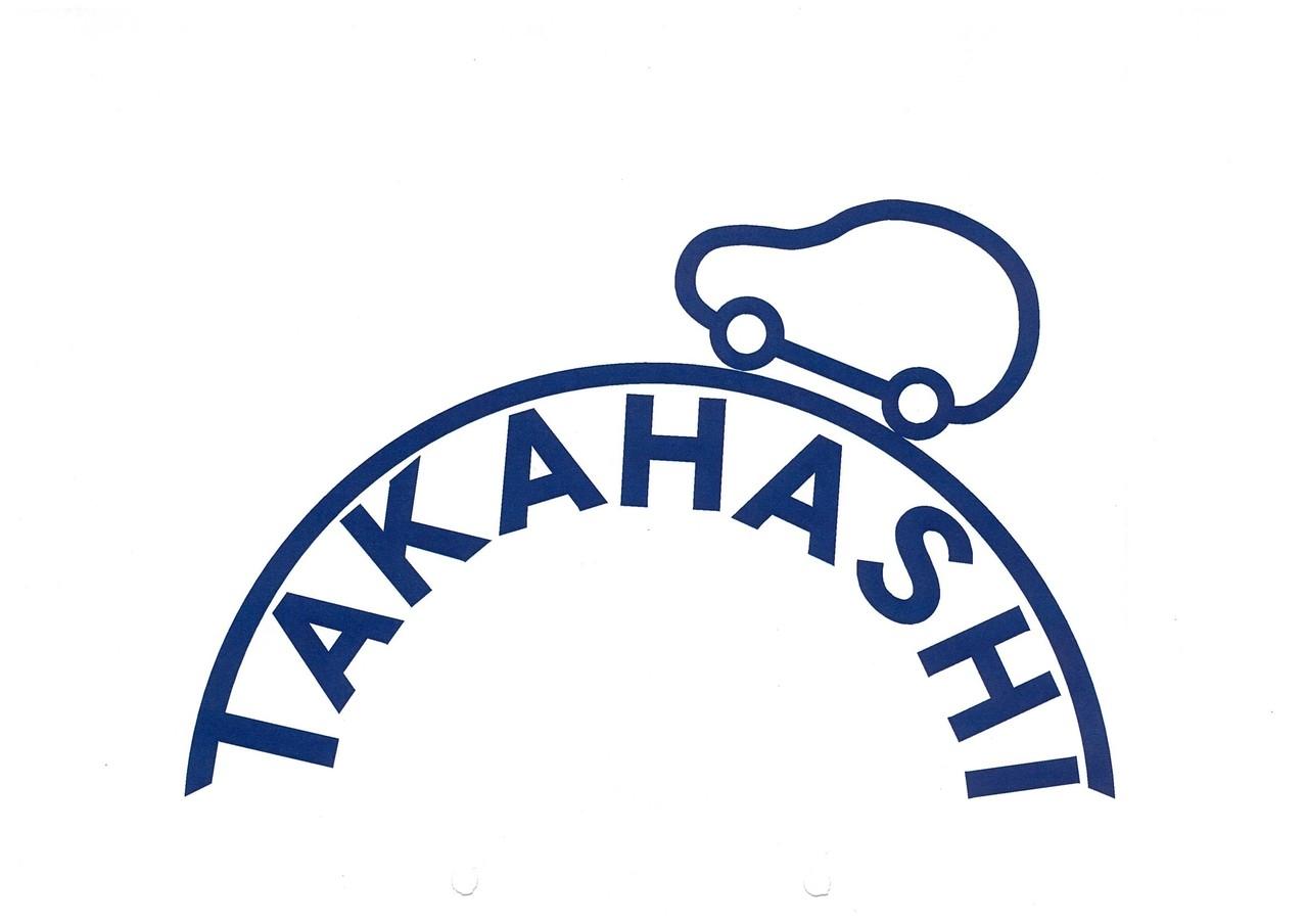 高橋輪業 ロゴマーク