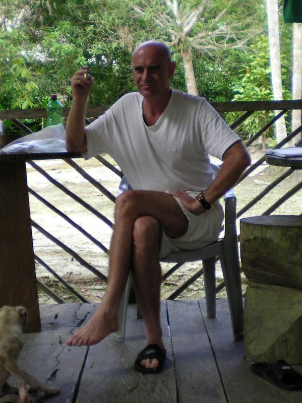Peru Otorongo, Dr. Wolfgang Himmelbauer