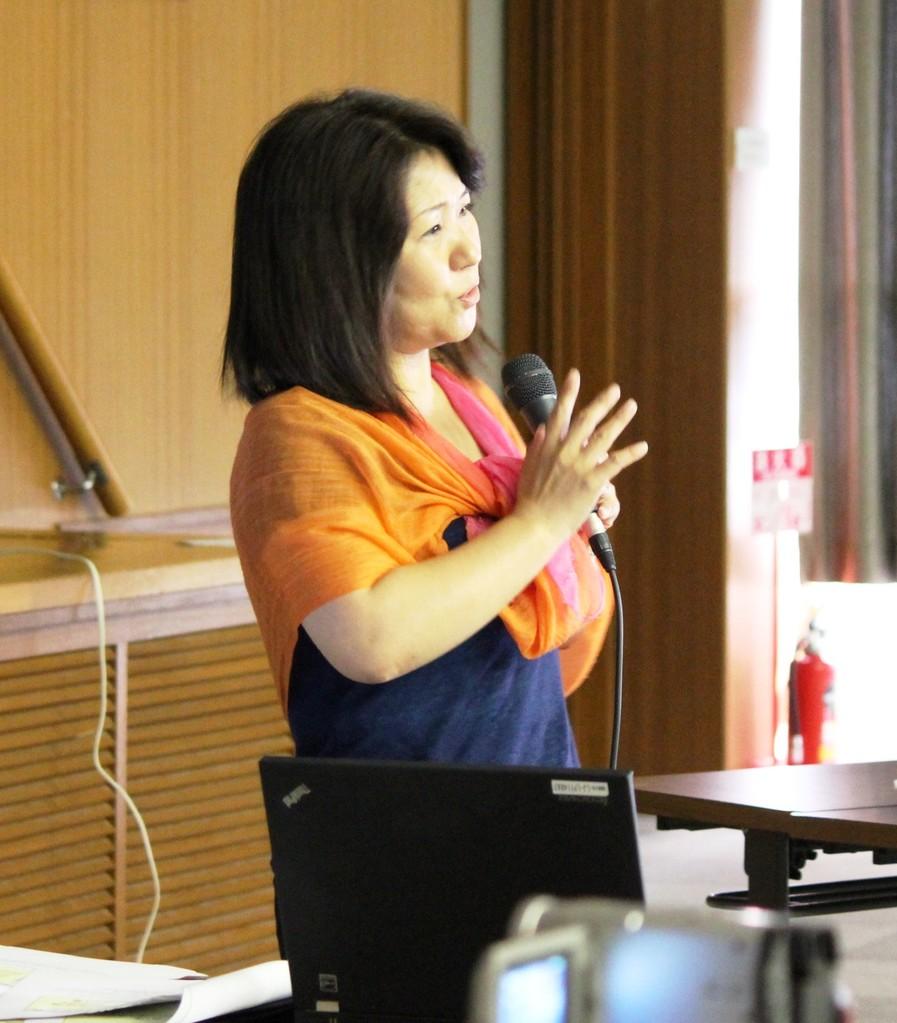 女子力アップ講座・二村さおり先生による『女性に役立つお金のお話』