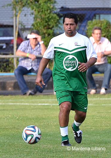 Ratinho - ehem. bras. Fussballspieler / Trainer