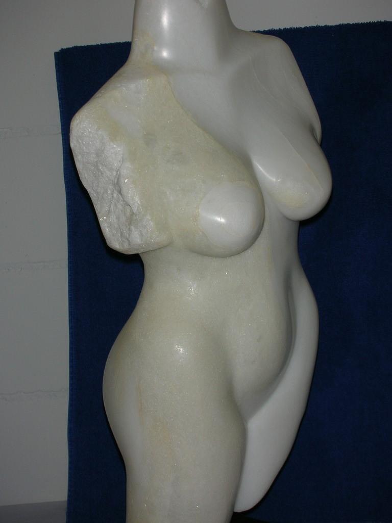 Anastasia, Speckstein, verkauft