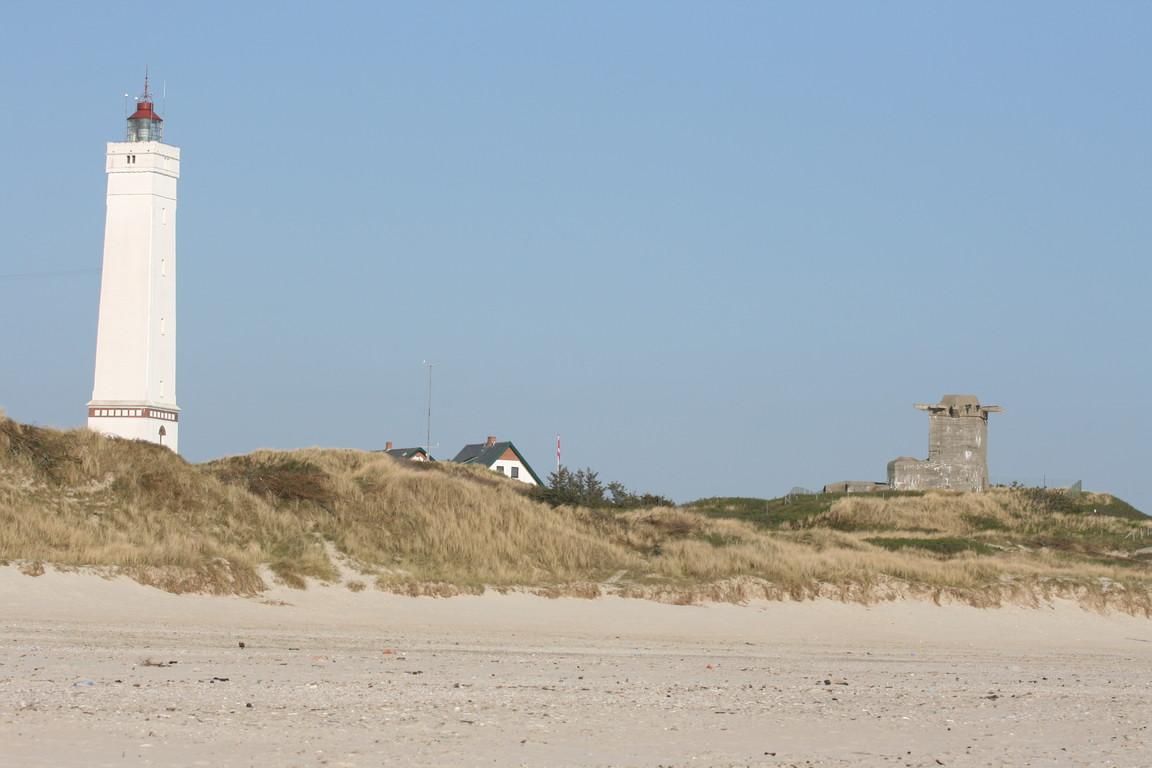 Strand von Blaavand
