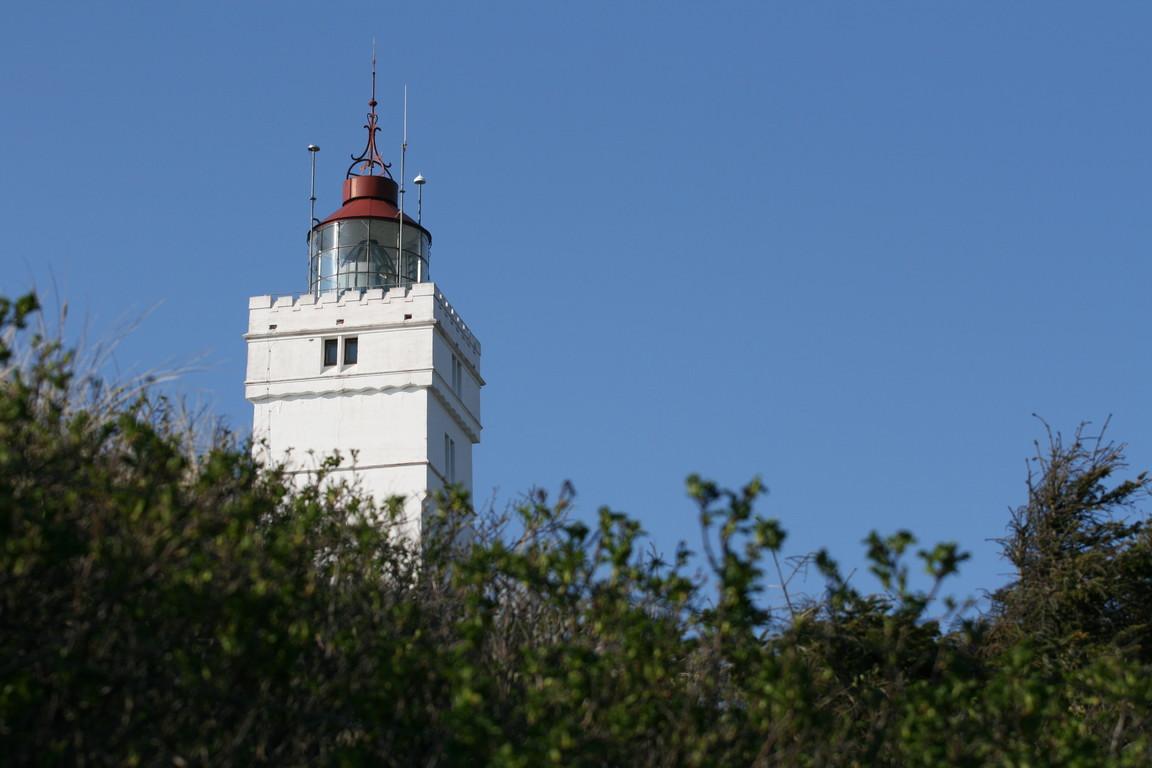 Leuchtturm von Blaavand