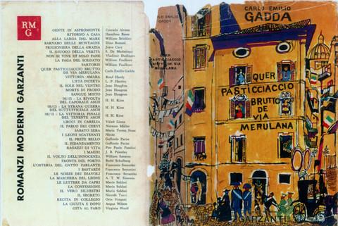 Quer pasticciaccio brutto de via Merulana - Roma a piedi