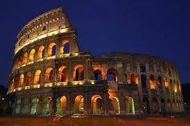 Colosseo, Roma - Wikimedia (CC)