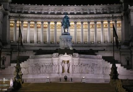 Altare della Patria, Roma -  Wikimedia (CC)