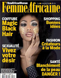 magazine New African Woman
