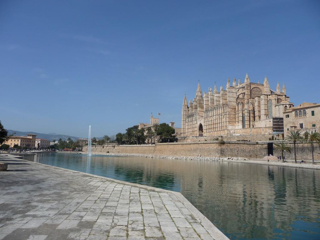 """Kathedrale """"La Seu""""Palma"""