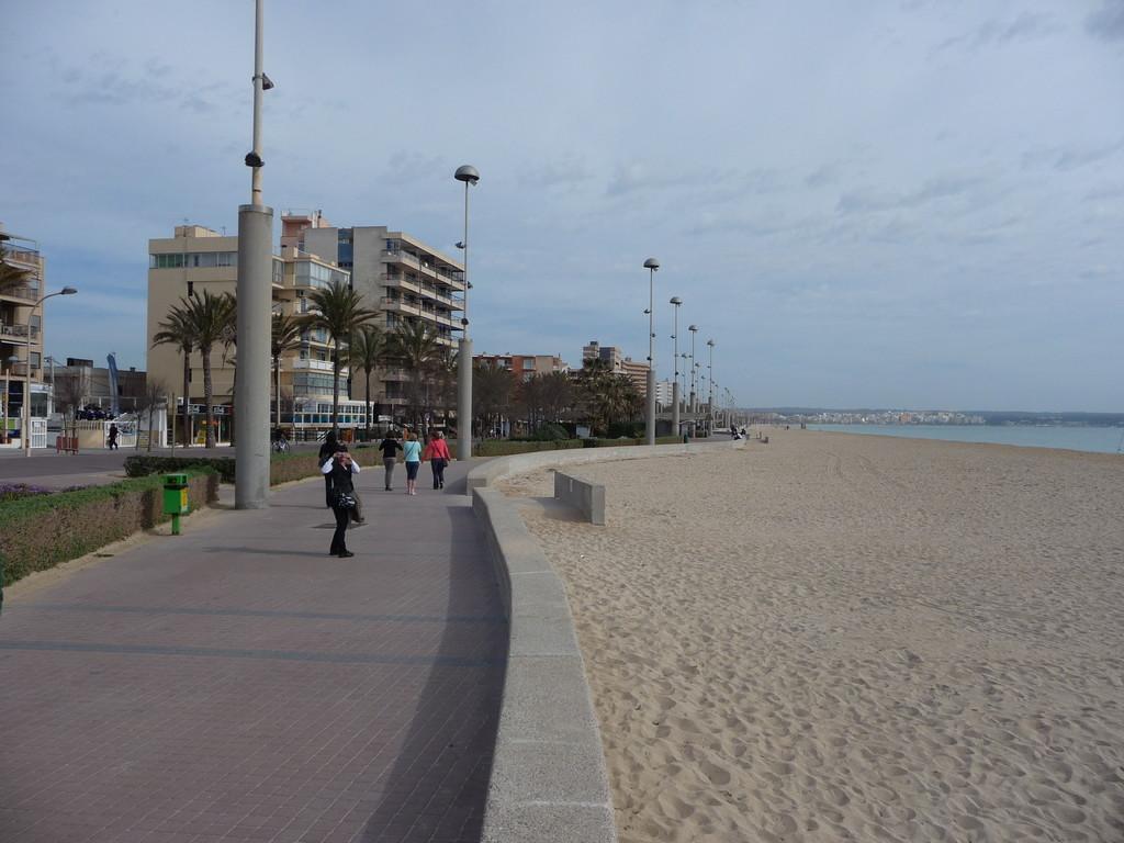 Eindrücke Promenaden-Spaziergang Can Pastilla