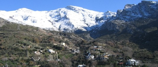 Winter in Karystos