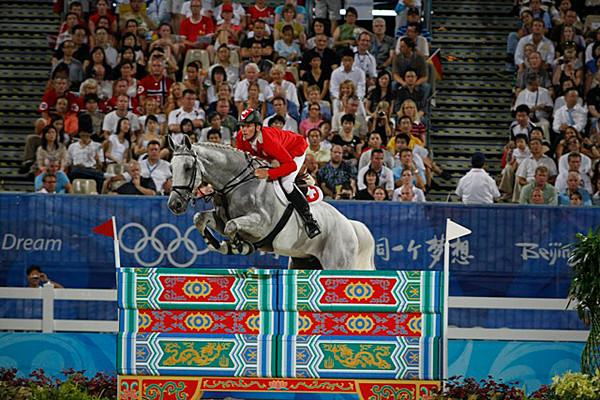Niklaus Schurtenbrger mit Cantus an den Olympischen Sommerspielen in Peking 2008