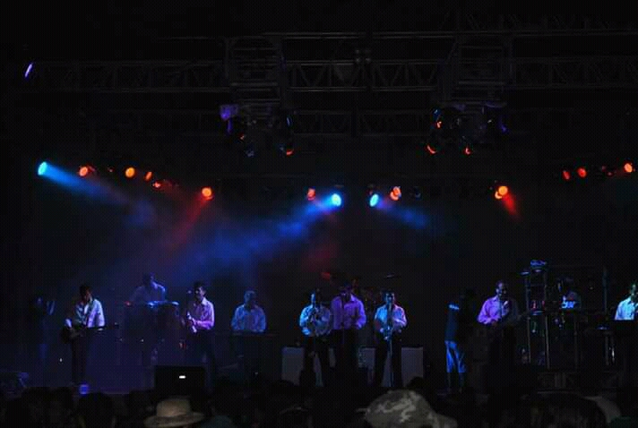 Conciertos, bailes, artistas y grupos músicales
