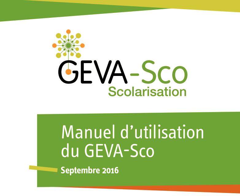 Le guide officiel pour utiliser le Geva-sco.