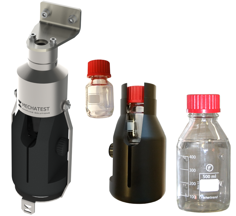 LIQUID SAMPLING SYSTEMS & PRODUCTS - LIQUID BOTTLE SAMPLERS