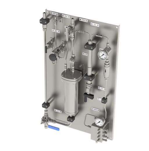 STEAM SAMPLING SYSTEMS - WATER SAMPLING - SWAS SOLUTIONS