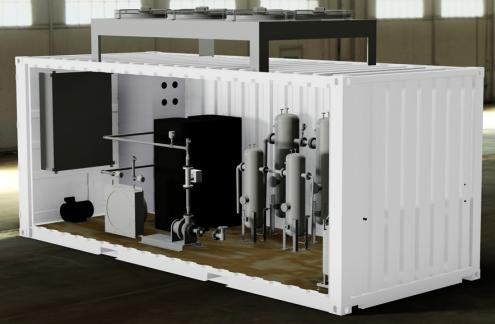 Oxygen energy, Oxygen measurement analysis, O2 sampling, Frames O2 Electrolyser System, Oxygen wet gas, O2 wetgas measurement