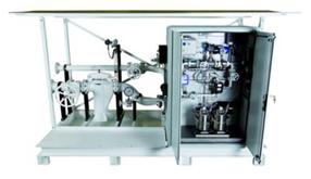 Cell Sampler API 8.2 Cell Sampler, Crude Oil Liquid Sampler, Automatic liquid sampling, Probe Sampler, ISO-3171, ASTM D.4177 sampling, Air actuated sample extractor, Automatic sampling, inline probe sampling systems, water sediment in crude oil sampling,