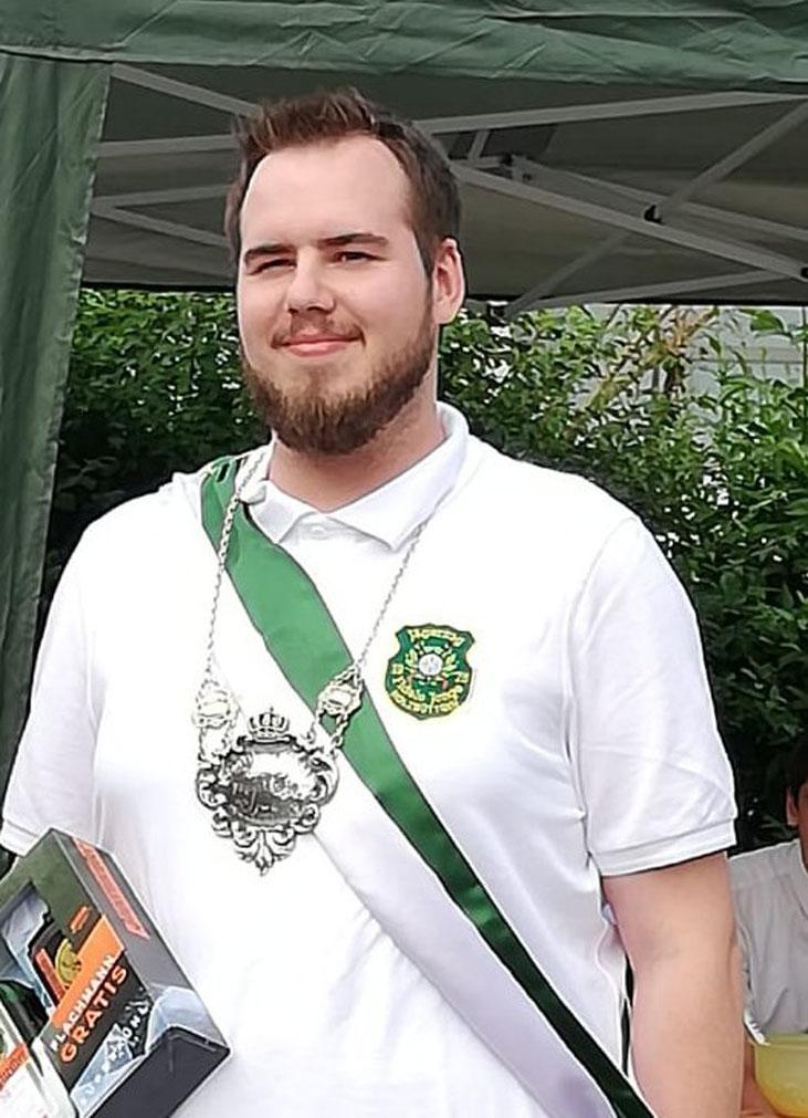 Jägerkönig 2019/20 Steffen van der Ploeg