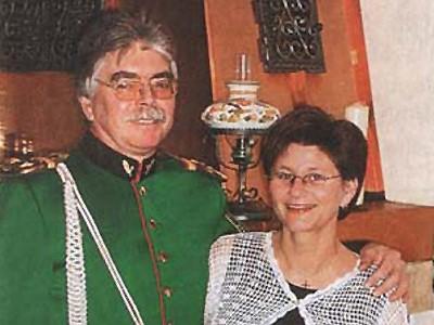 Jägerkönig 2001/02 Robert Schalley
