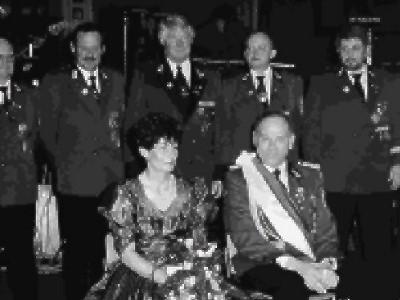 Jägerkönig 1994/95 Peter Köhlings