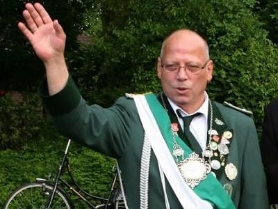 Jägerkönig 2013/14 Willi Vobis