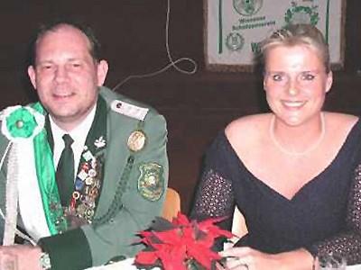 Jägerkönig 2002/03 Peter Schiffer