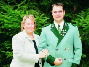 Jägerkönig 1999/00 Markus Steinhauer