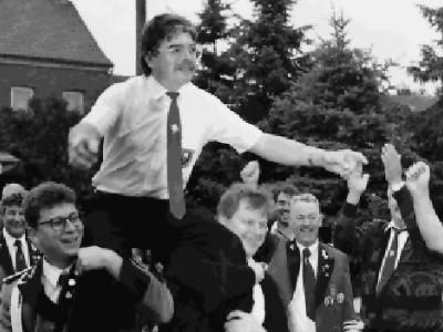 Jägerkönig 1992/93 Robert Schalley